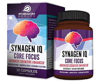 Synagen Iq Review Nootropic Brain Supplement Top Brain Supplement